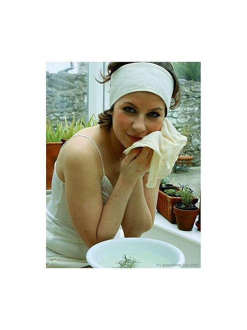 Organic Cotton Waffle Headband
