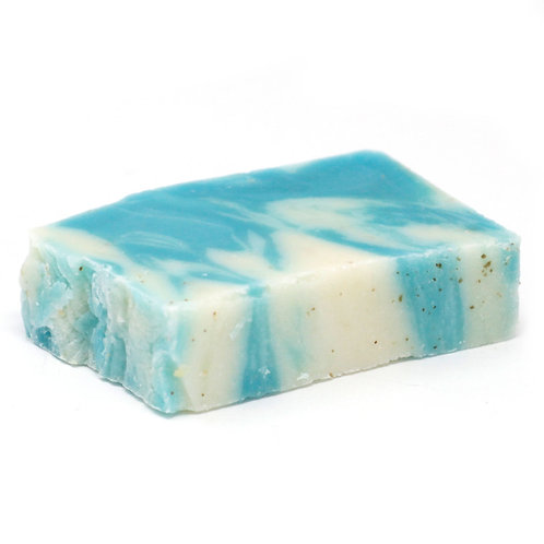 Seaweed - Olive Oil Soap - SLICE approx 100g