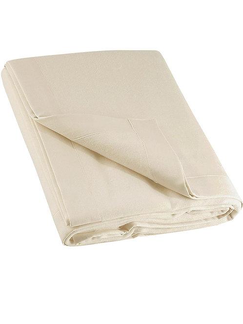 Organic Cotton Flannel Blanket (GOTS cert.)