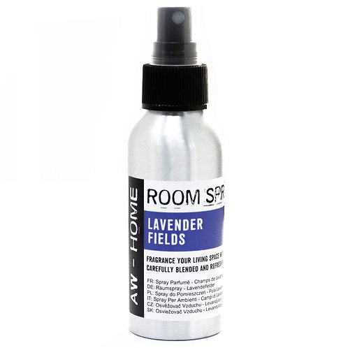 100ml Room Spray - Lavender Fields