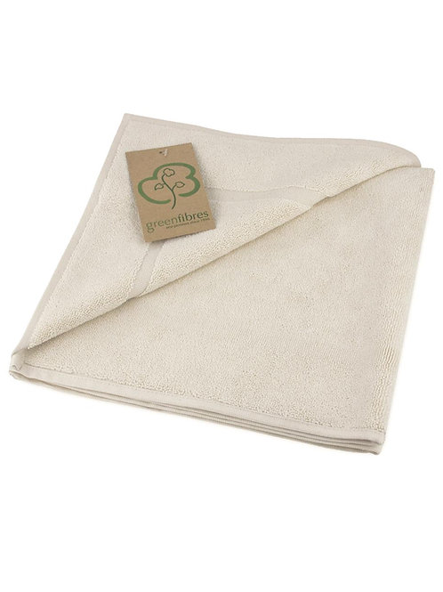Organic Cotton Terry Bath Mat (GOTS cert.)