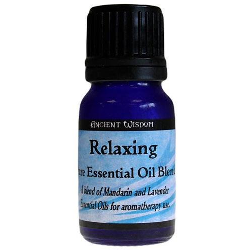 Relaxing Essential Oil Blend - 10ml