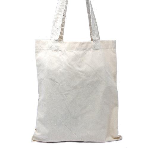 Med Natural 6oz Cotton Bag 35x30cm