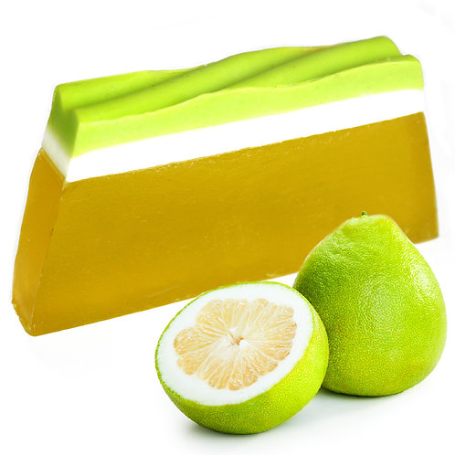 Tropical Paradise Soap - Pomelo - SLICE approx 100g