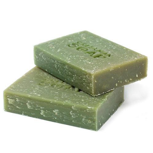 Greenman Soap Slice 100g - Gardener's Scrub