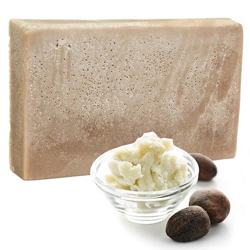 Double Butter Luxury Soap Woody Oils - SLICE 100g