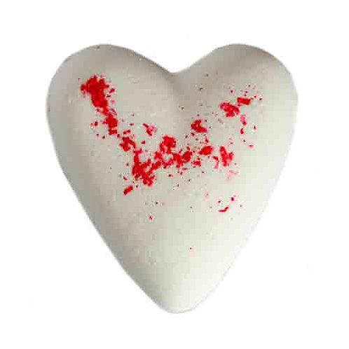MegaFizz Hearts - White Musk