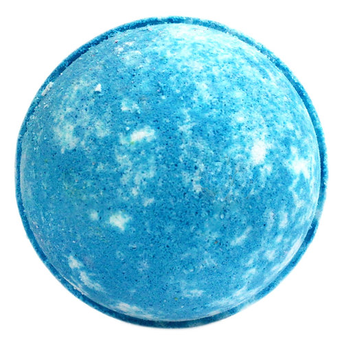 Angel Delight Bath Bomb - Blue & White