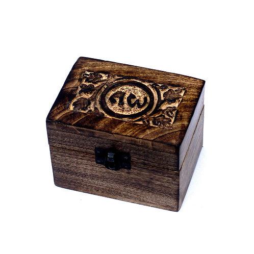 Mango Aromathrapy Box - AW (holds 6)