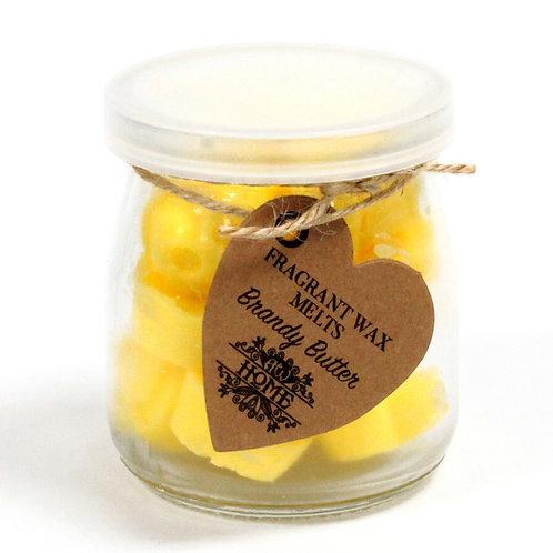 Soywax Melts Jar - Brandy Butter