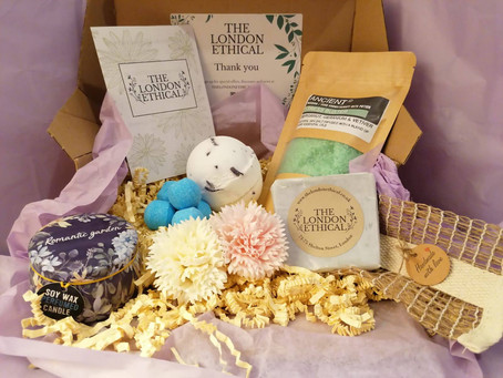 March Product Spotlight - Personalised Mothers Day Gift Box