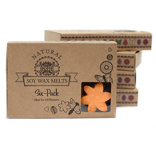 Box of 6 Wax Melts - Tuberose