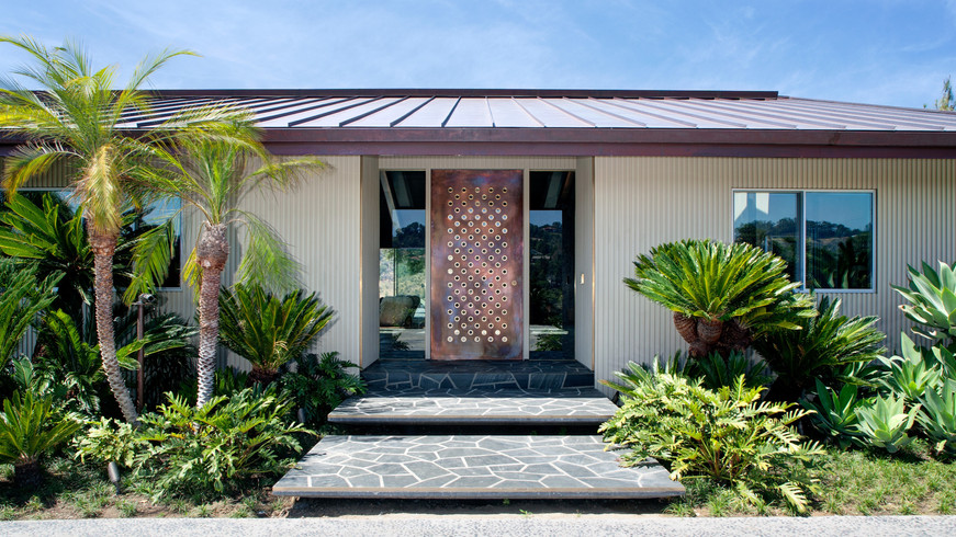Levine Residence