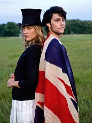 Jack Falahee & Tori Maisey