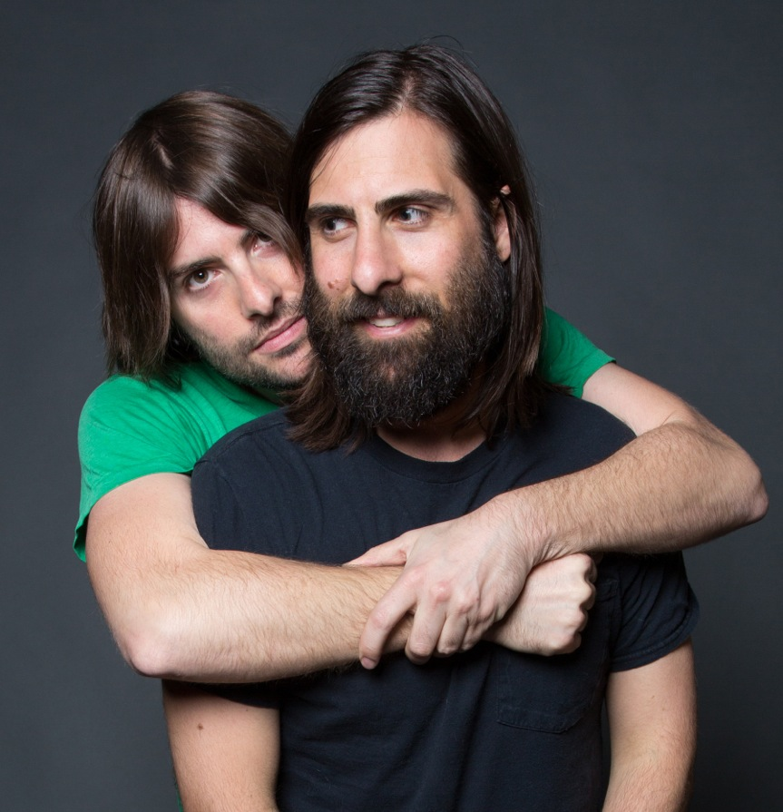 Robert and Jason Schwartzman