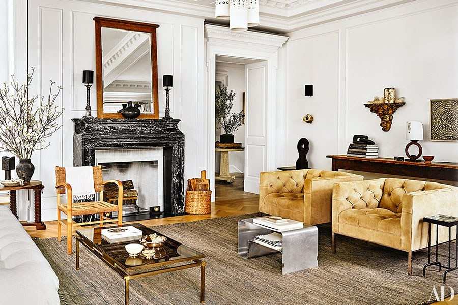 Gramercy Park Apartment