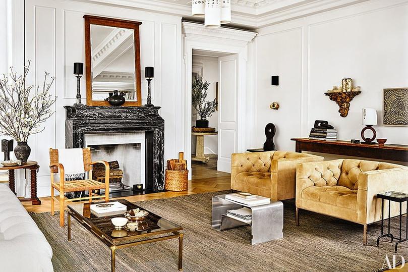Gramercy Park Apartment