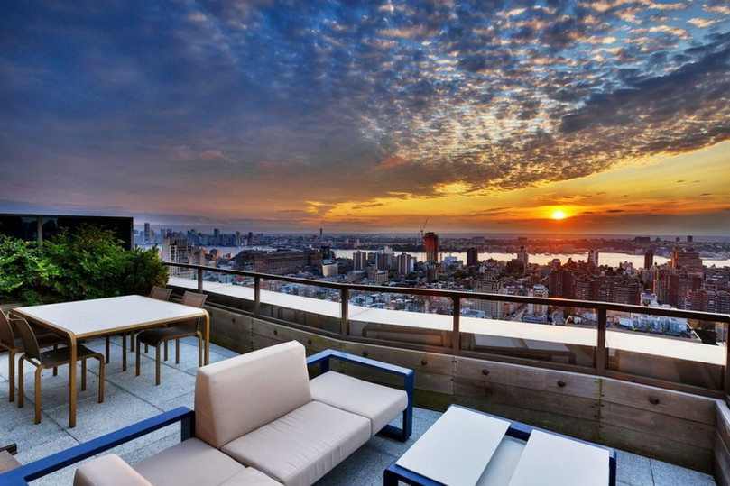 Rooftop, NYC