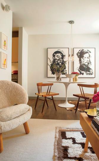 Greenwich Village Studio Apartment
