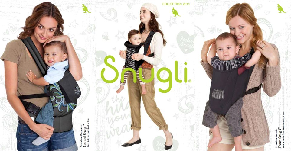 Snugli Campaign + Packaging