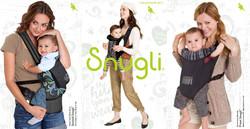 Snugli Campaign + Packaging