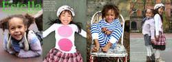 Estella kids advertising campaign