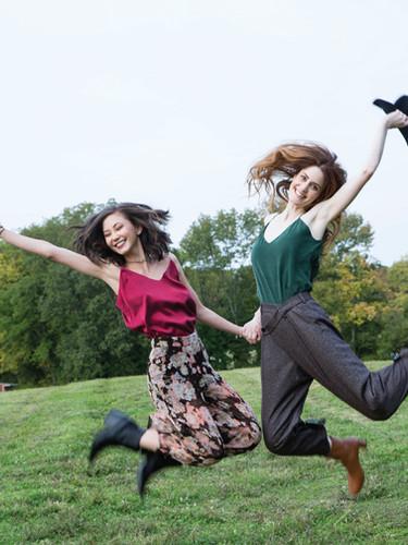 H & M Fashion Shoot