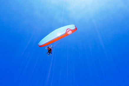 宮古島 パラグライダー そら飛び