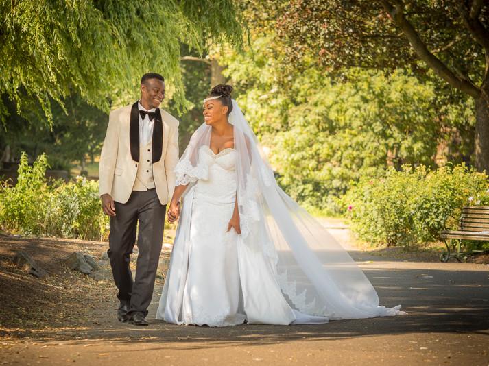 Mr & Mrs Garikai