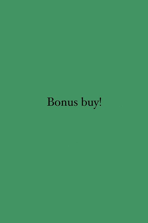 Bonus Buy!