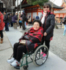 Wheel Chair Accessible Tours with Tourify India