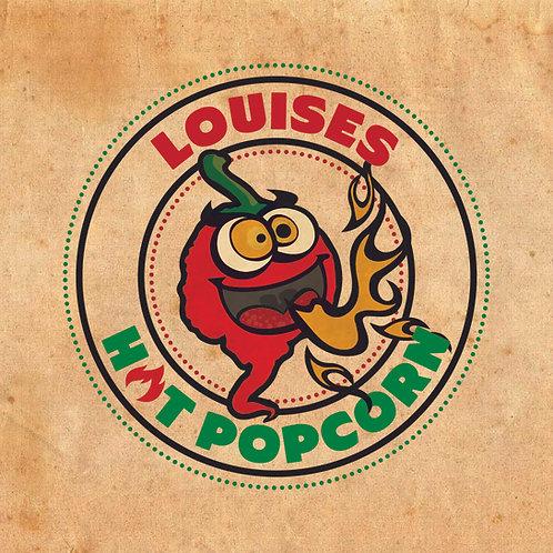 Louises Hot Popcorn