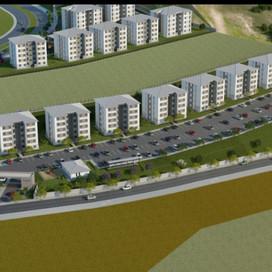 Maior empreendimento do programa Casa Verde e Amarela em BH: + de 84% das unidades comercializadas