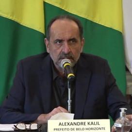 Prefeito de BH Alexandre Kalil anuncia ampliação da reabertura do comércio na capital