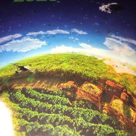 Túnel do Tempo!!! Do espaço foi o melhor ângulo para olhar o Planeta na escuridão da Pandemia.