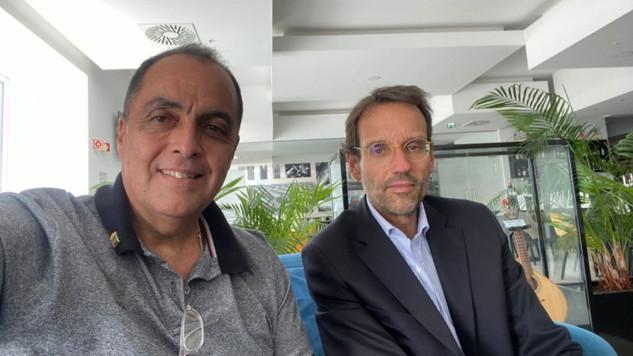 Direto de Lisboa. Vice-pres. da Câmara Portuguesa em Minas amplia contatos de negócios com Portugal