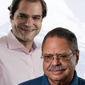 PCO e GCO escolhidos como 300+ Personalidades Destaque em Minas pela Revista Mercado Comum.