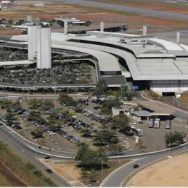 Pista do Aeroporto Internacional de Belo Horizonte recebe corrida noturna neste fim de semana