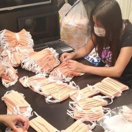 Instituto Unimed-BH faz doação + de 13 mil máscaras para associações e instituições de BH e RMBH.