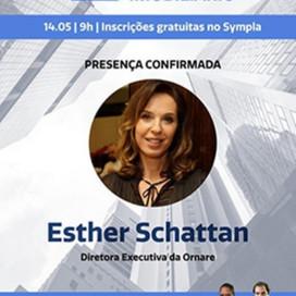 """Conexão Empresarial Especial """"Mercado Imobiliário"""" da VB Comunicação. Dia 14. À frente PCO & GCO"""