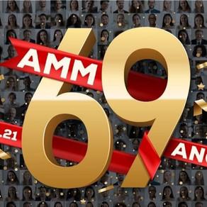 AMM 69 anos de ação!!! Força de Minas no cenário nacional, destaca o presidente Julvan Lacerda.