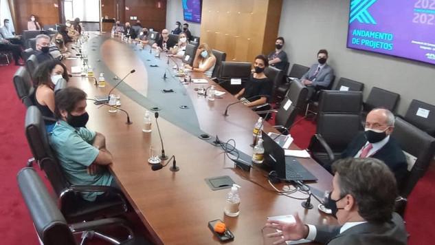Rádio e TV MPMG. No projeto de Mídia do Procurador-Geral de Justiça Jarbas Soares. Desejo sucesso!!!