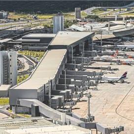 Inéditos!!! Aeroporto Internacional de BH em Confins, passa a receber voos inéditos da Azul