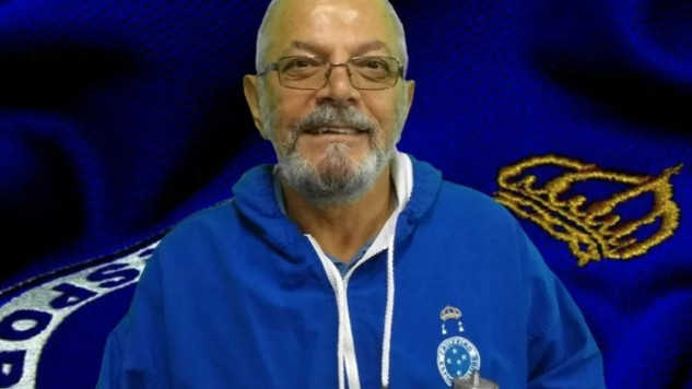 Lamemto. Morreu o jornalista Neuber Soares. Ele representava o Cruzeiro no Alterosa Esporte.