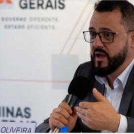 Reviva: Zema e o secret.de Cultura e Turismo, Leônidas Oliveiva em ação para retomada do TURISMO.