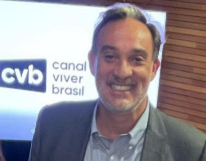 """CEO da BH Airport Kleber Meira deu entrevista para o """"Canal Viver Brasil"""" de PCO & GCO no Youtube."""