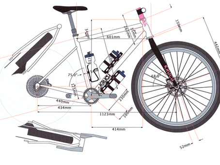 """A Bicycle for Every Surface - """"All Country"""""""