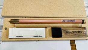 注文した北星鉛筆が来た!!