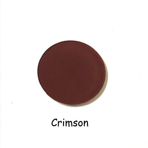 Crimson - Matte Deep Red