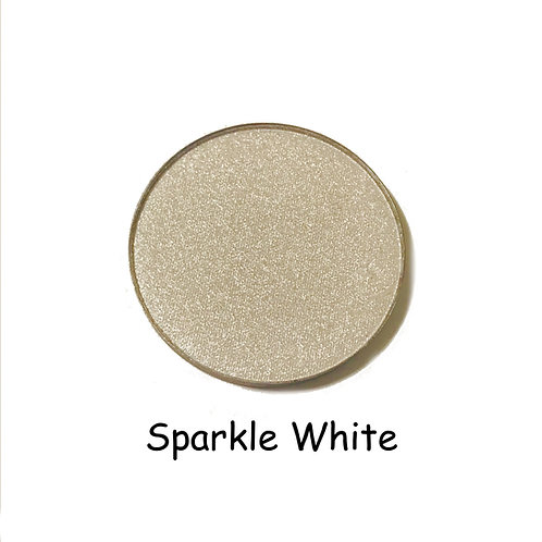 Sparkle White-Sparkly White Color